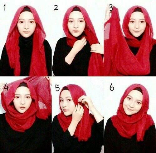 Jepit Jilbab Pashmina Hijabfest