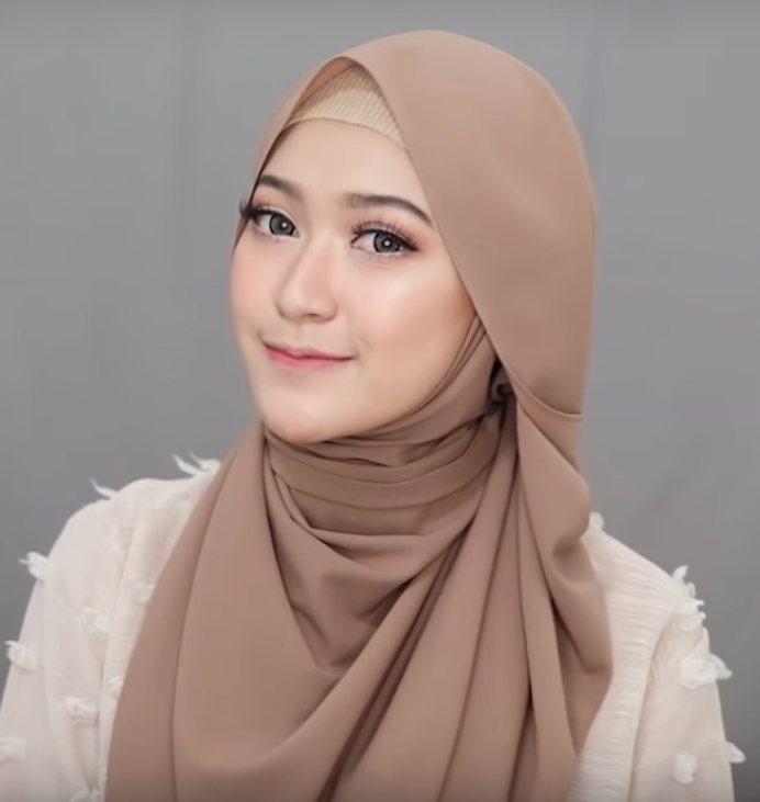 Tutorial Hijab Pashmina Simple 2019 Hijabfest